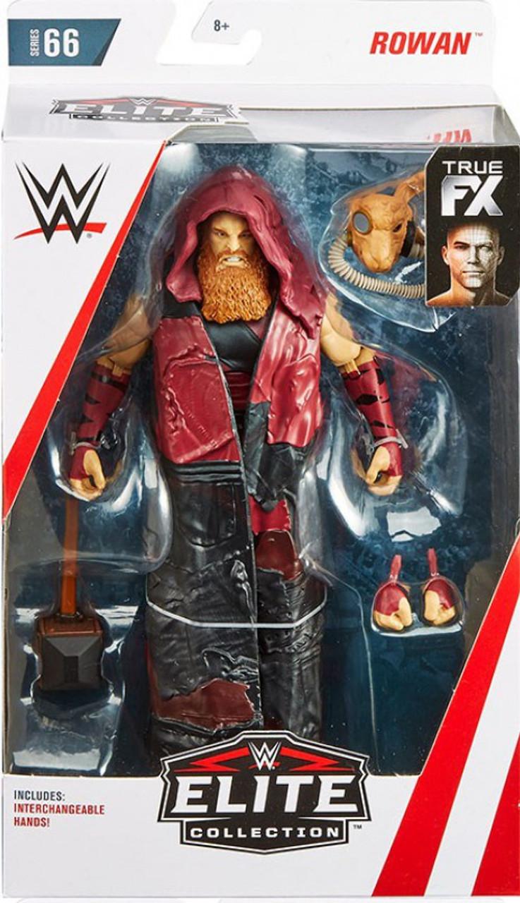 WWE Wrestling Elite Collection Series 66 Erick Rowan Action Figure