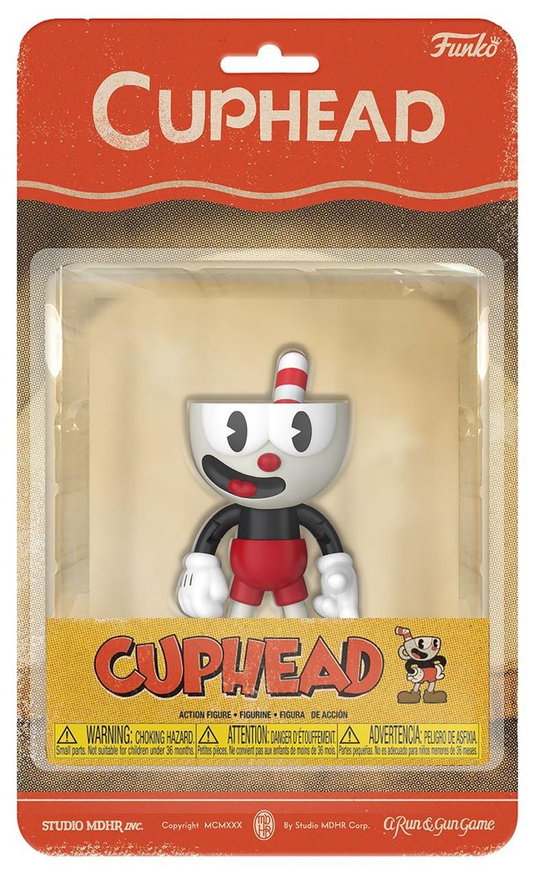 Cuphead Action Figure Pop Vinyl Action Figure