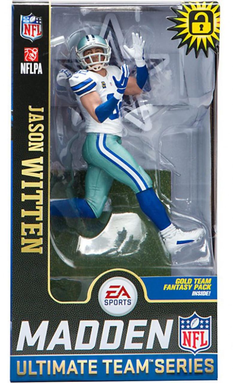 McFarlane Ezekiel Elliott Madden série 2 Variante Collector Niveau Dallas Cowboys