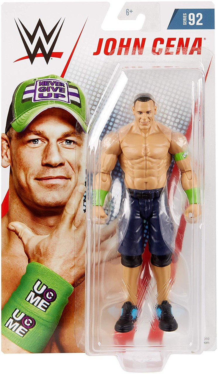 WWE Wrestling Make-A-Wish John Cena Exclusive Action Figure