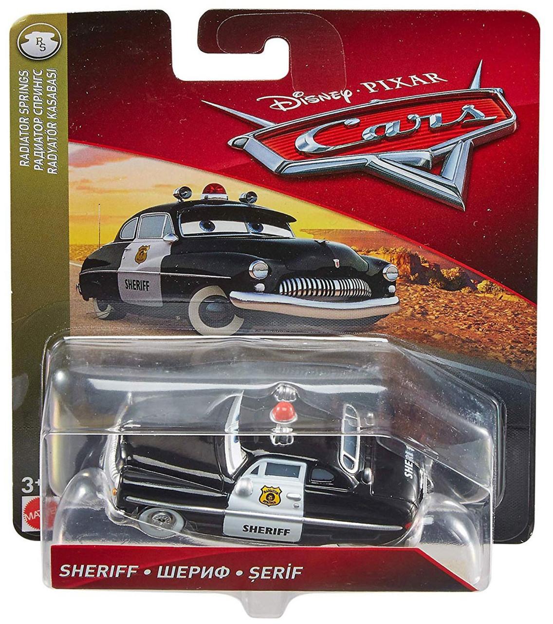 Disney Pixar Cars Cars 3 Radiator Springs Sheriff 155 Diecast Car