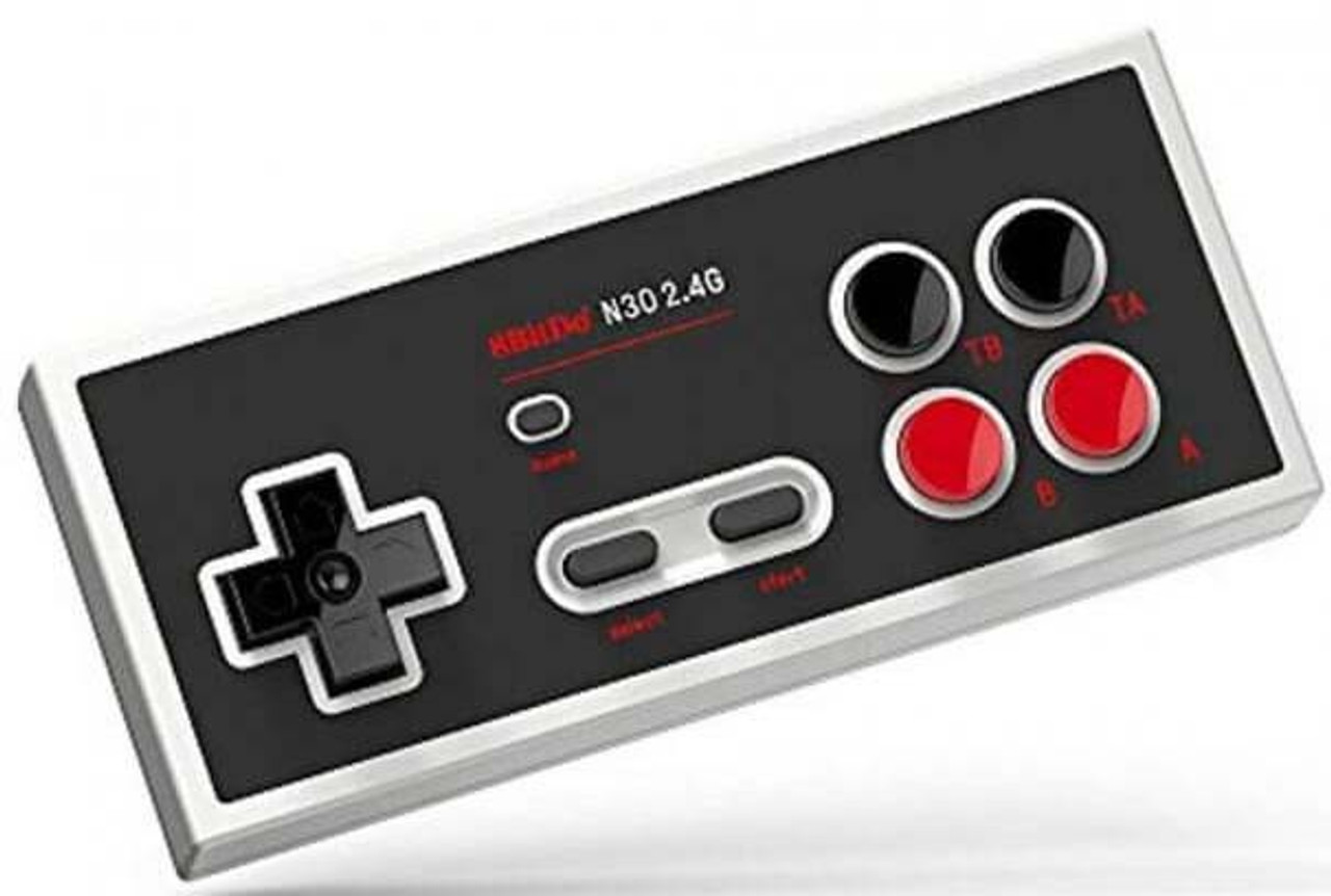 8bitdo N30 2 4G GamePad for NES Classic Wireless Controller