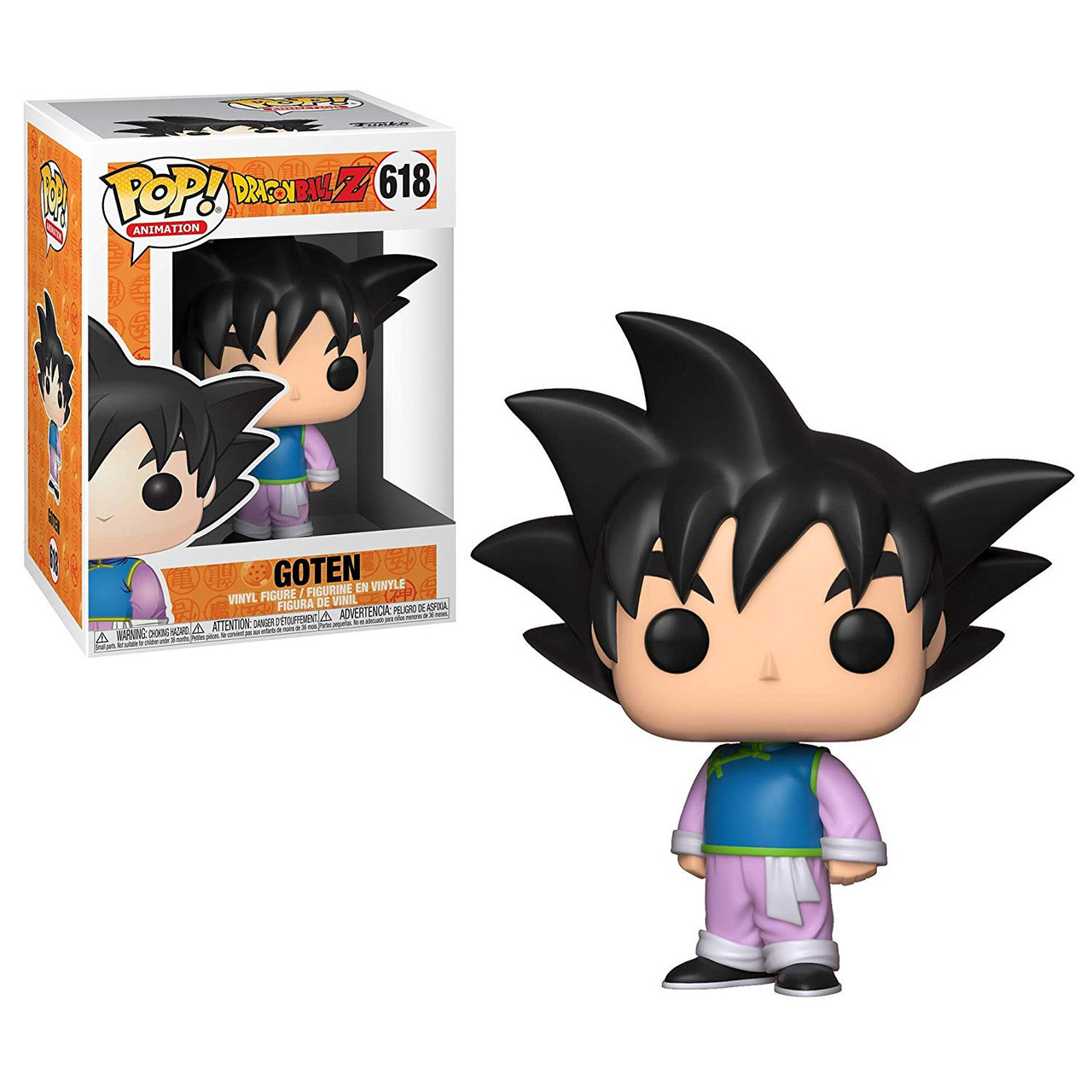 Dragon Ball Z Funko POP! Animation Goten Vinyl Figure