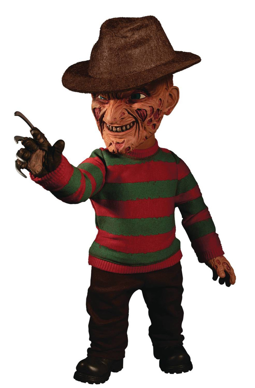 "15/"" Mega Scale Talking Freddy Krueger* PREORDER Mezco A Nightmare on Elm Street"