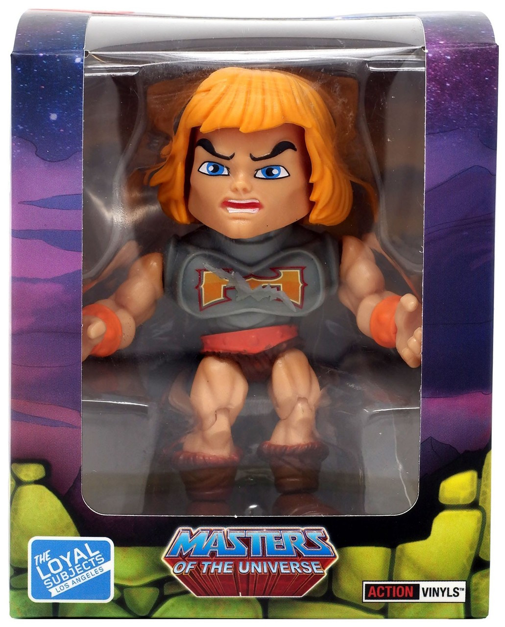 MASTER OF THE UNIVERSE HE-MAN HE MAN HEMAN POP FUNKO FIGURE MOTU SKELETOR #1
