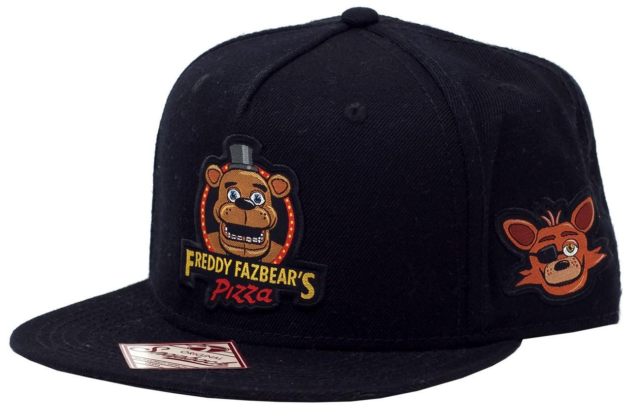489b81ec582 Five Nights at Freddys Omni Color Snapback Cap Bioworld - ToyWiz