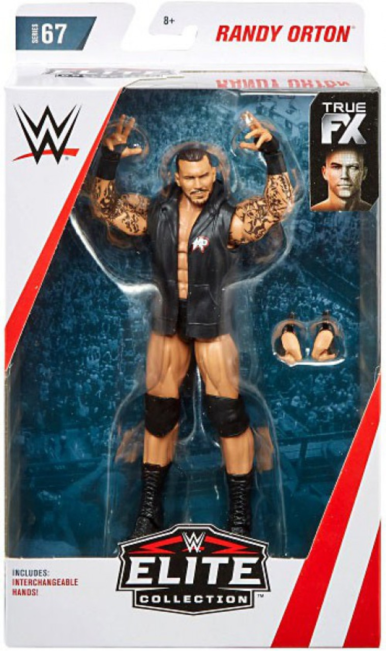 Mattel WWE Randy Orton Elite Collection Action Figure