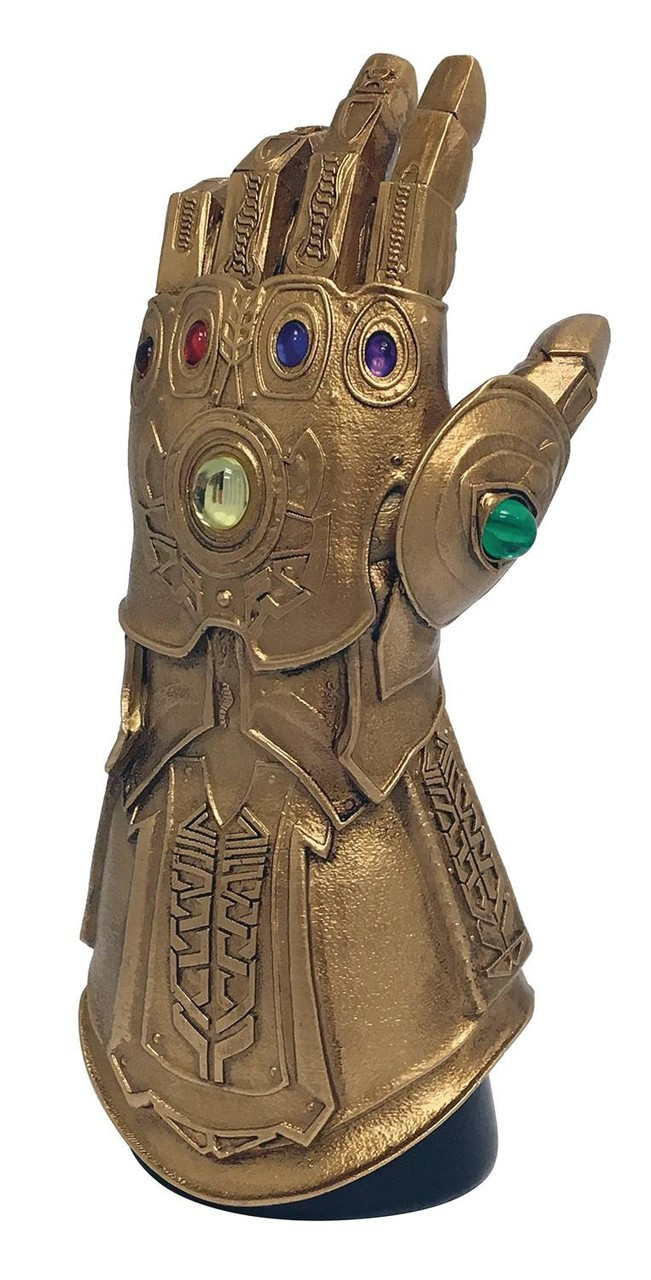 Marvel Gauntlet Thanos Desk Infinity War Version Avengers Monumentmovie lTF1cKJ