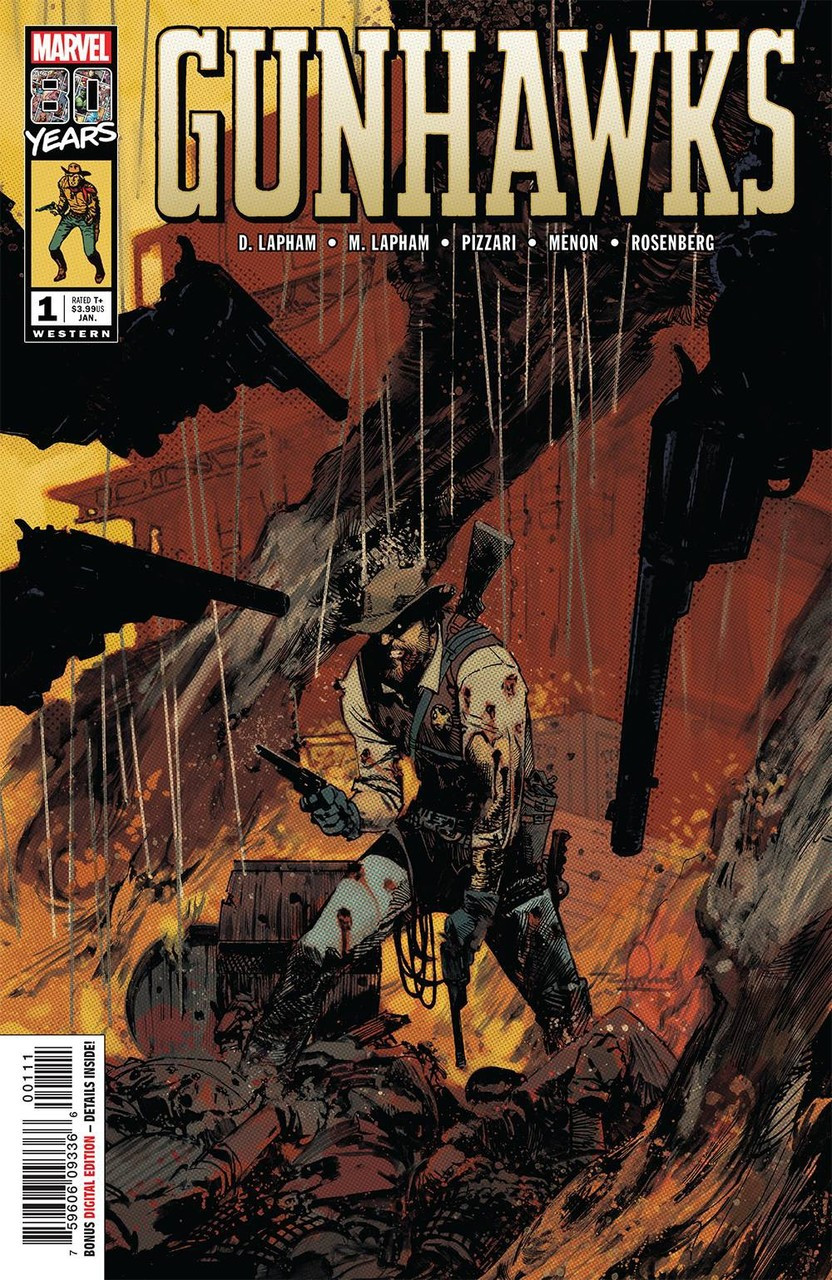 X-Tremists #1 Main Cover STOCK PHOTO Marvel Comics 2019 00111 Age of X-Man