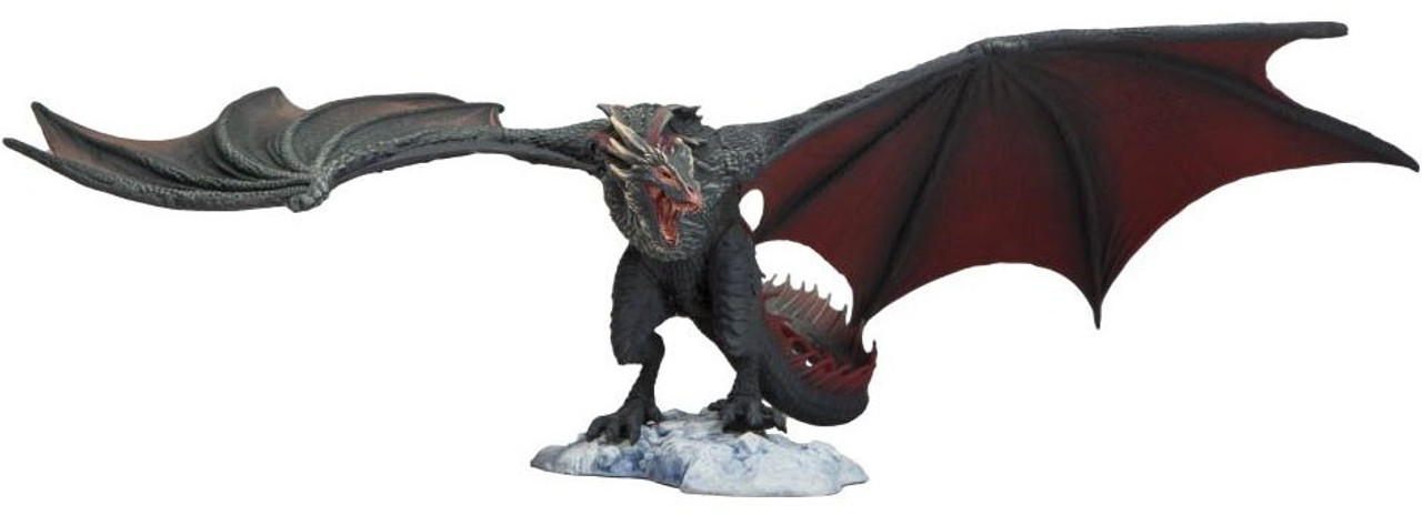 McFarlane Toys Game of Thrones Drogon Deluxe Action Figure [13