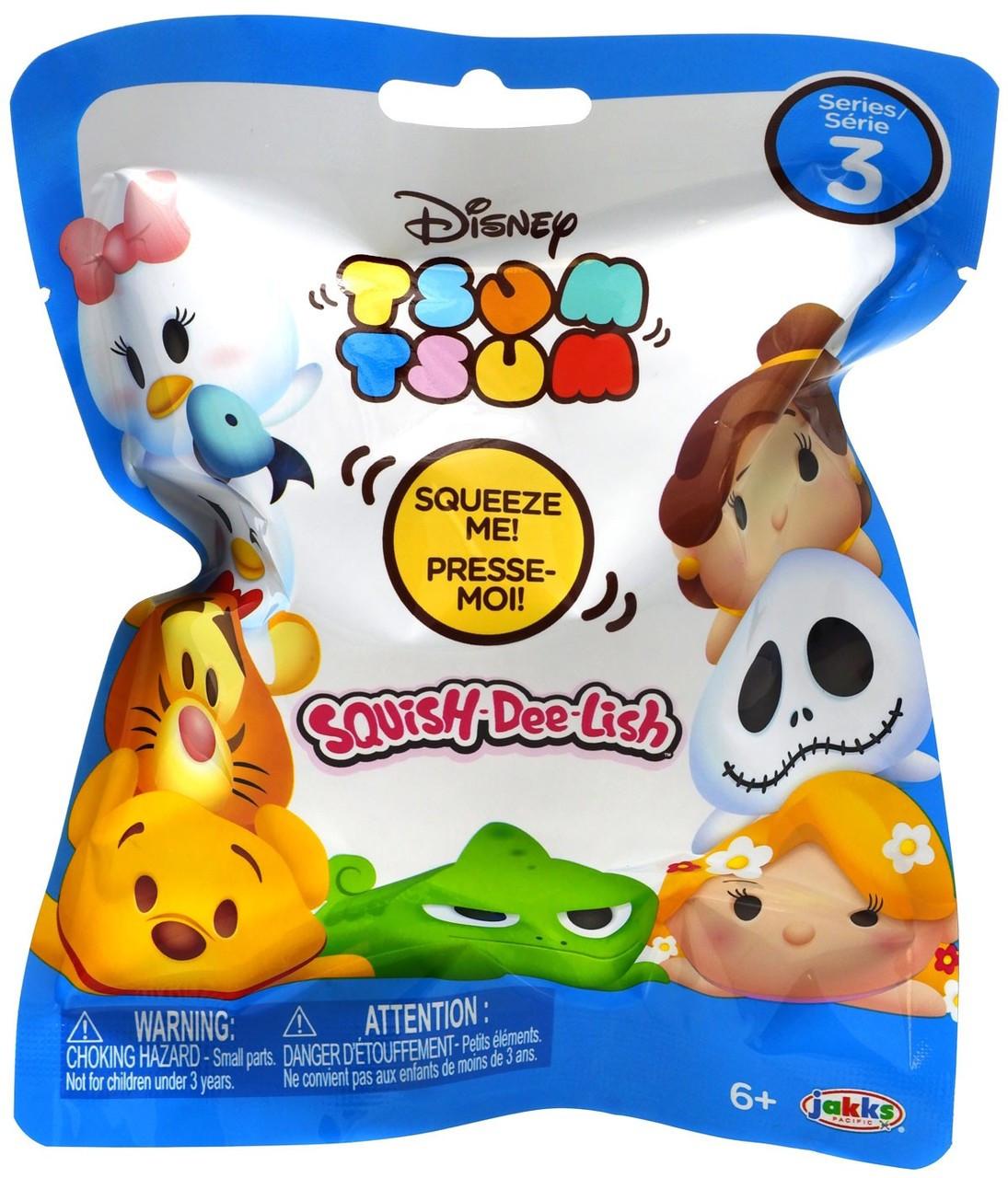 Tsum Tsum Disney Squish-Dee-Lish Series 1 Mystery Pack