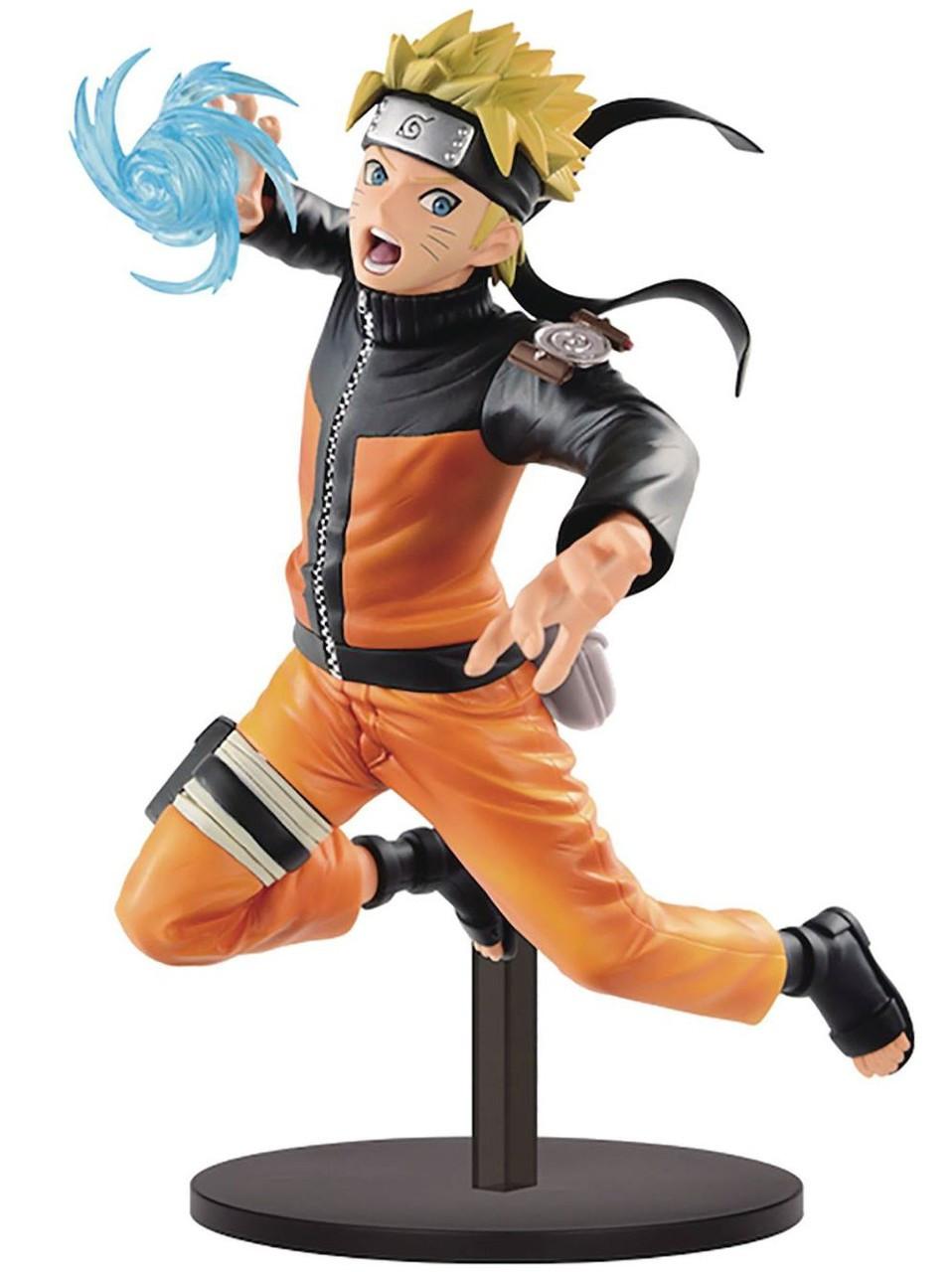 Manga Figurine Naruto Uzumaki Tomonui Vol.1 Banpresto