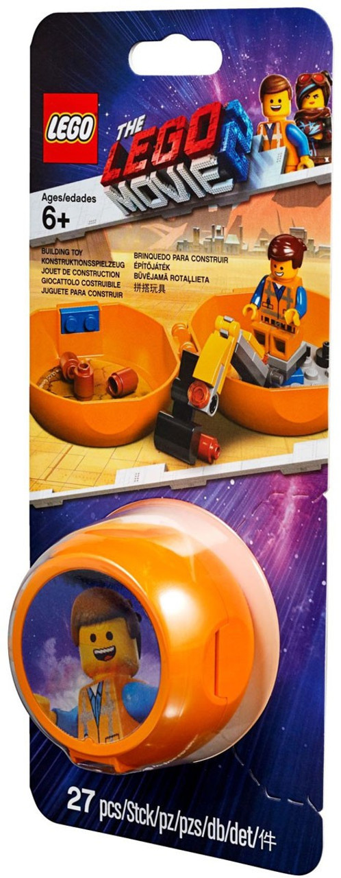 853874 Lego Movie 2 Emmet/'s Construction Pod