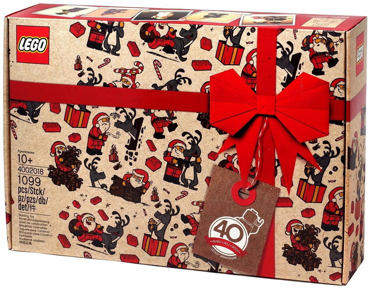 Christmas Gift Sets.Lego Employee Christmas Gift Set 4002018