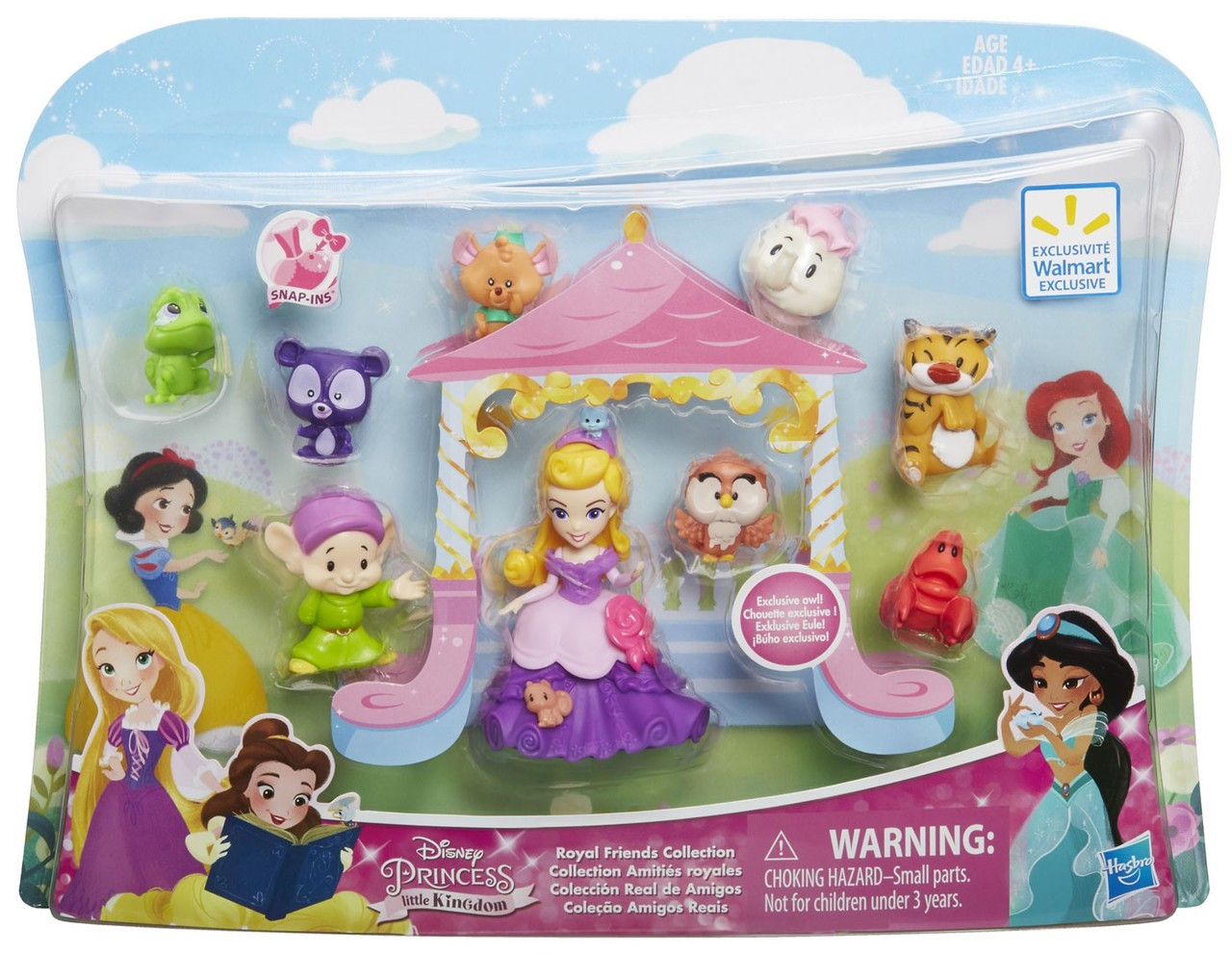 Disney Princess Little Kingdom Rapunzel/'s Live House F//S w//Tracking# Japan New