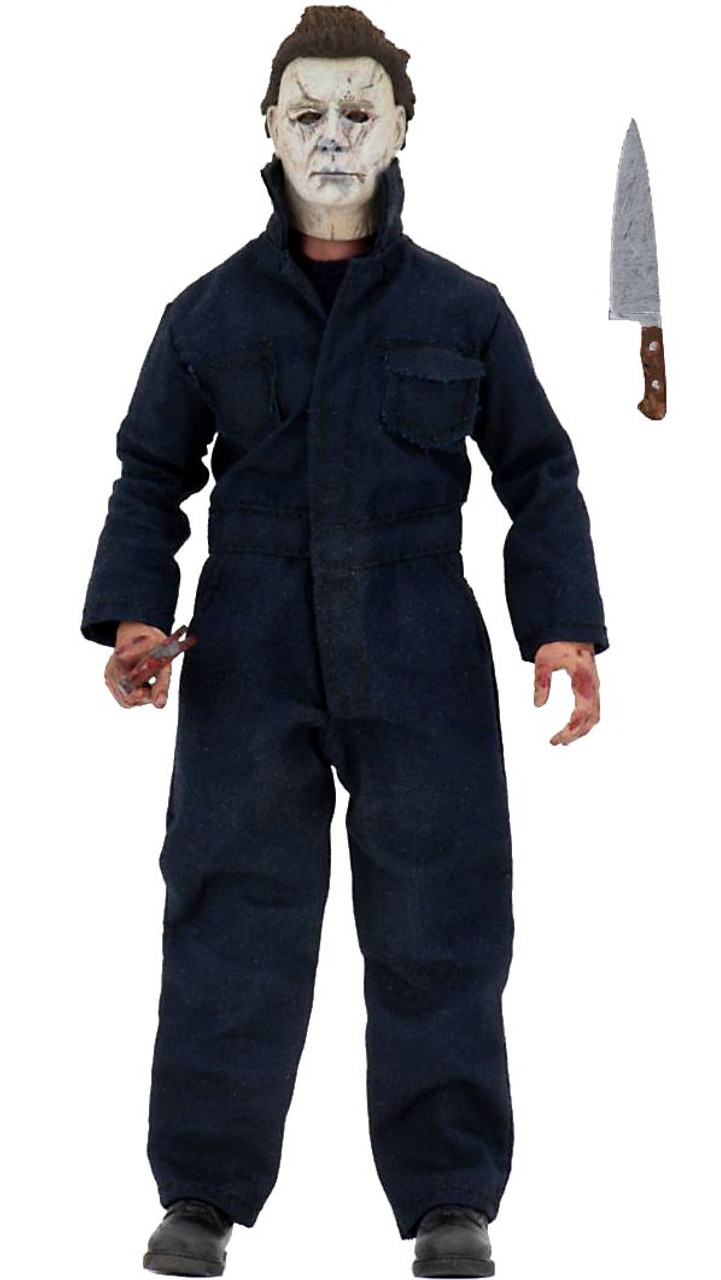 Halloween 2018 Michael Myers Knife.Neca Halloween 2018 Michael Myers Clothed Action Figure Pre Order Ships October
