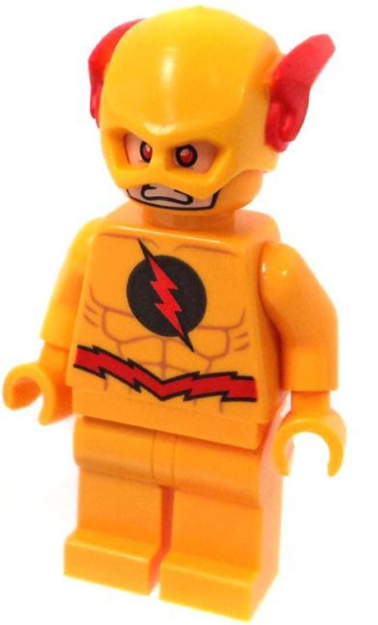 Lego Dc Universe Super Heroes Reverse Flash Minifigure No