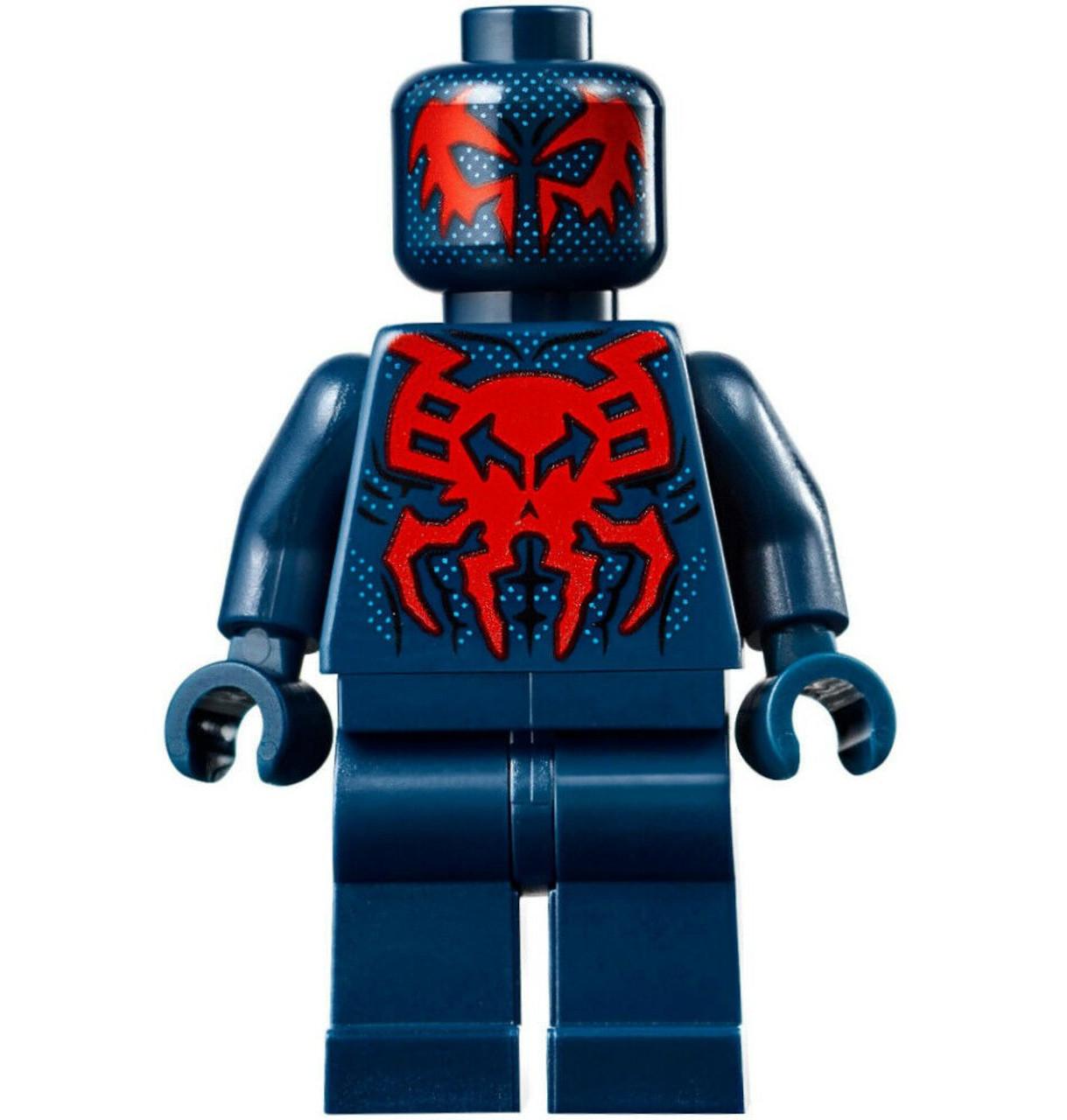 LEGO Marvel Super Heroes Spider-Man 2099 Minifigure Loose ...