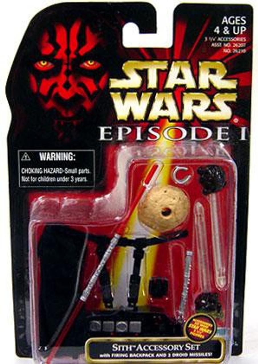Star Wars Phantom Menace Episode I Basic 1999 Sith Accessory