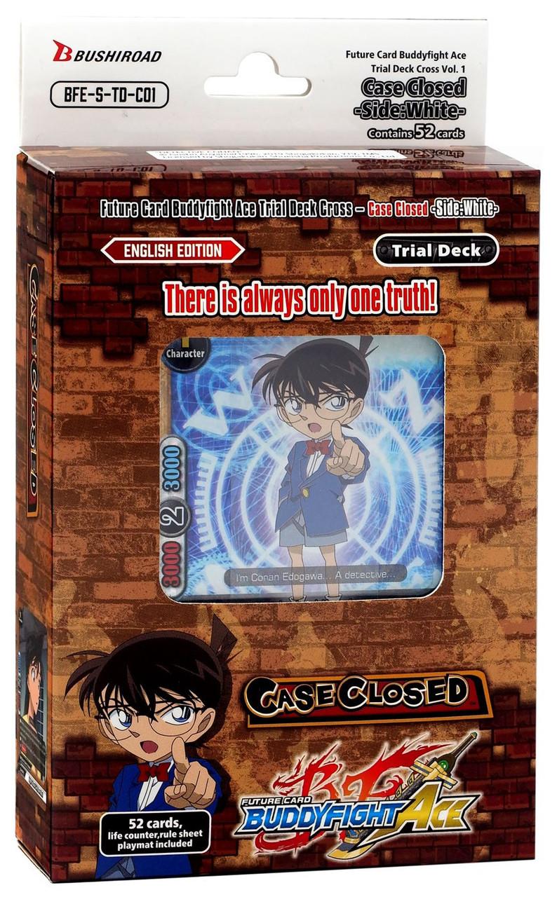 Future Card BuddyFight Dark Pulse Trial Deck BFE-TD06