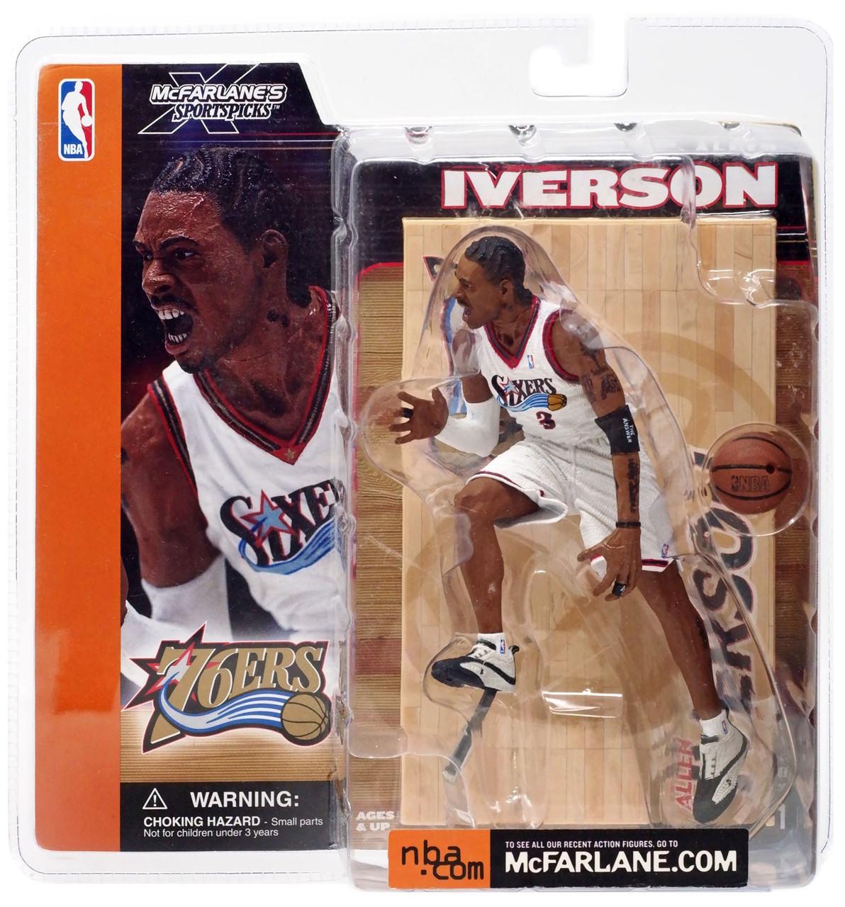 best website 15942 af0bc McFarlane Toys NBA Philadelphia 76ers Sports Picks Series 1 ...