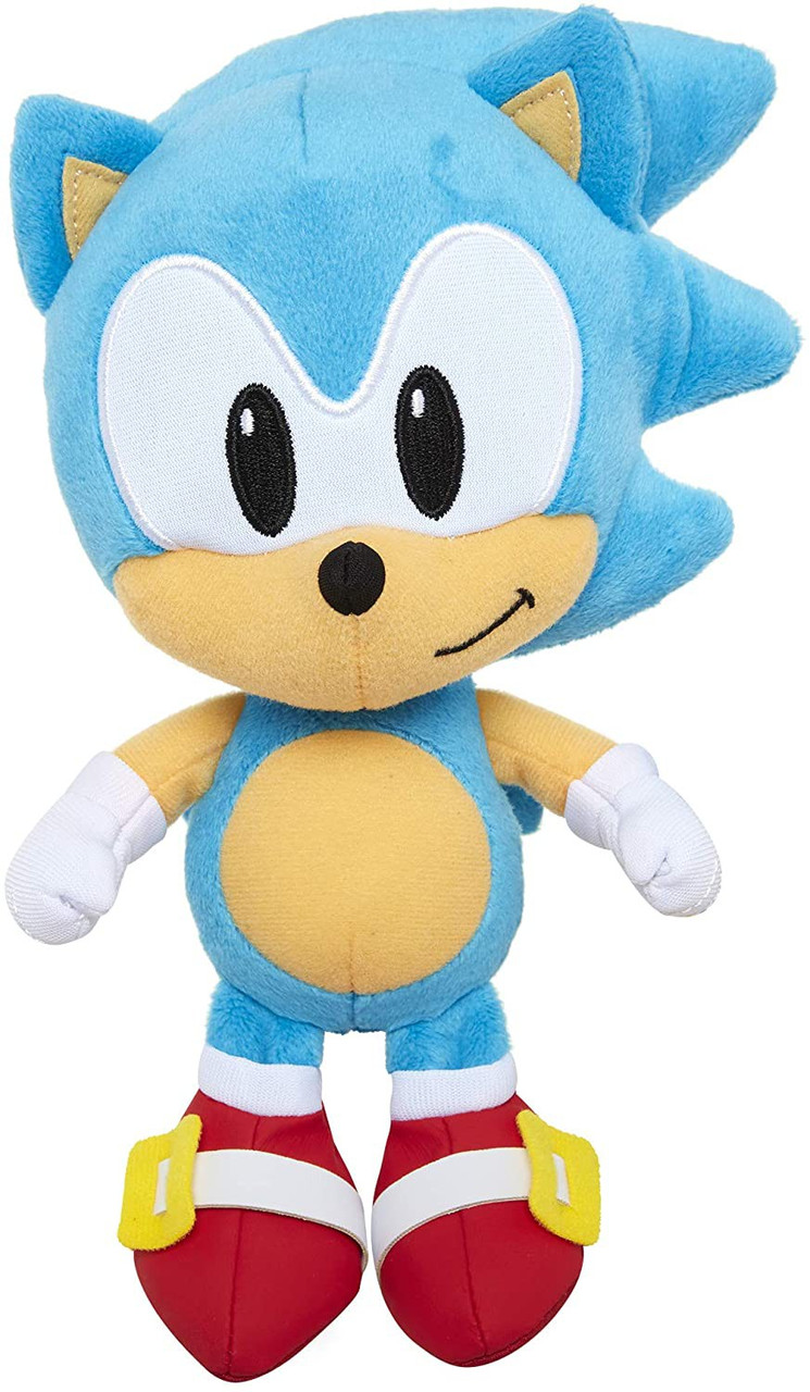 Sonic The Hedgehog Sonic 7 Plush Jakks Pacific Toywiz