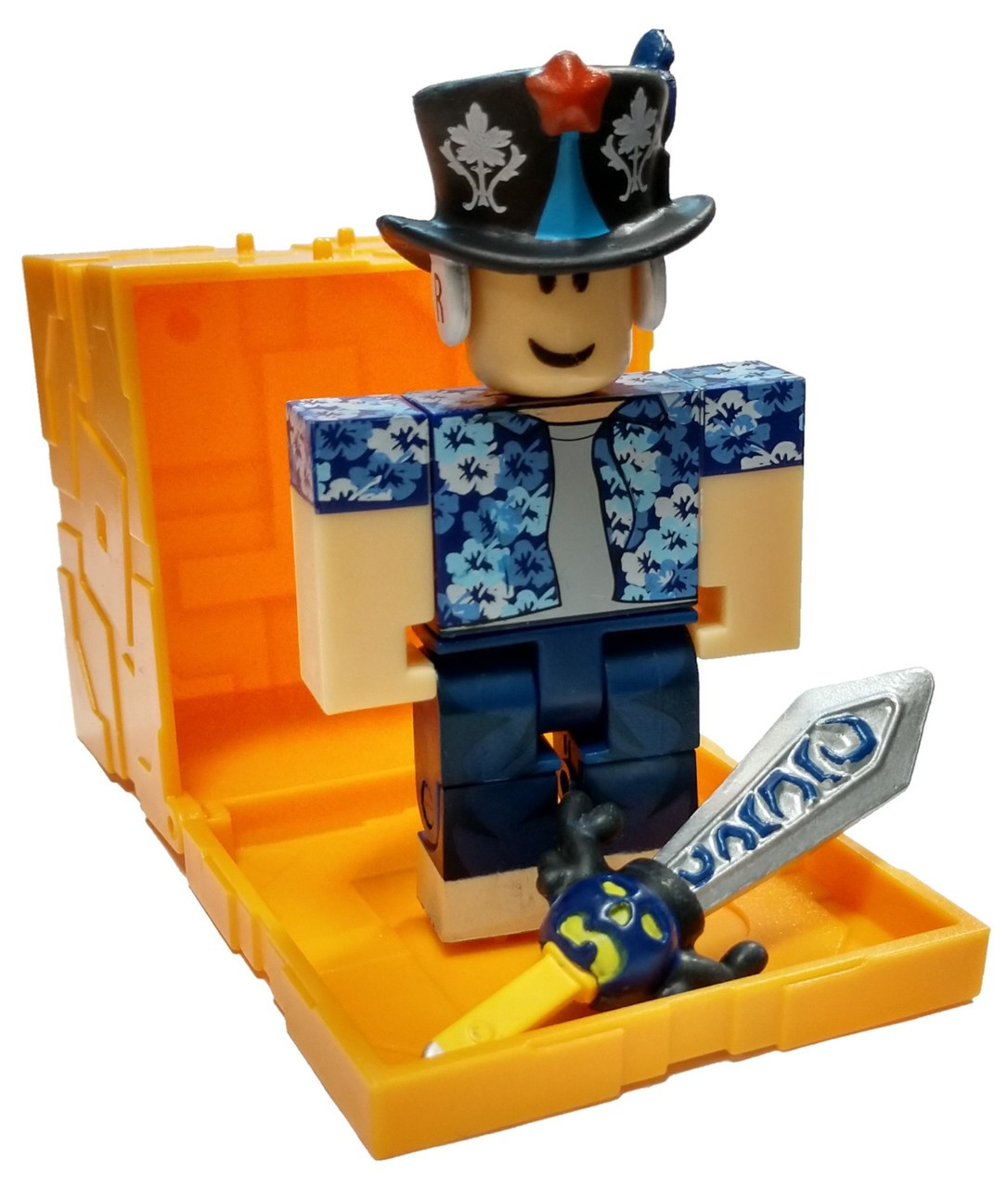 Henrydev Roblox Profile Roblox Series 5 Henrydev 3 Mini Figure With Gold Cube And Online Code Loose Jazwares Toywiz