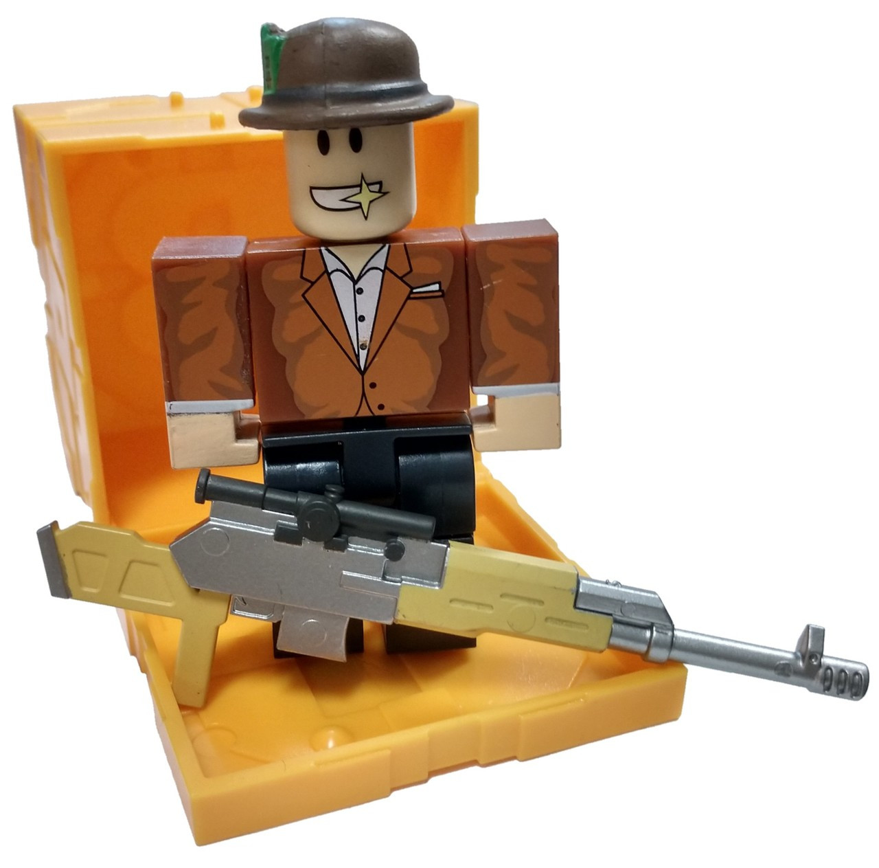 Roblox Series 5~ Framed:Agent Six W// Code~Code Only Available