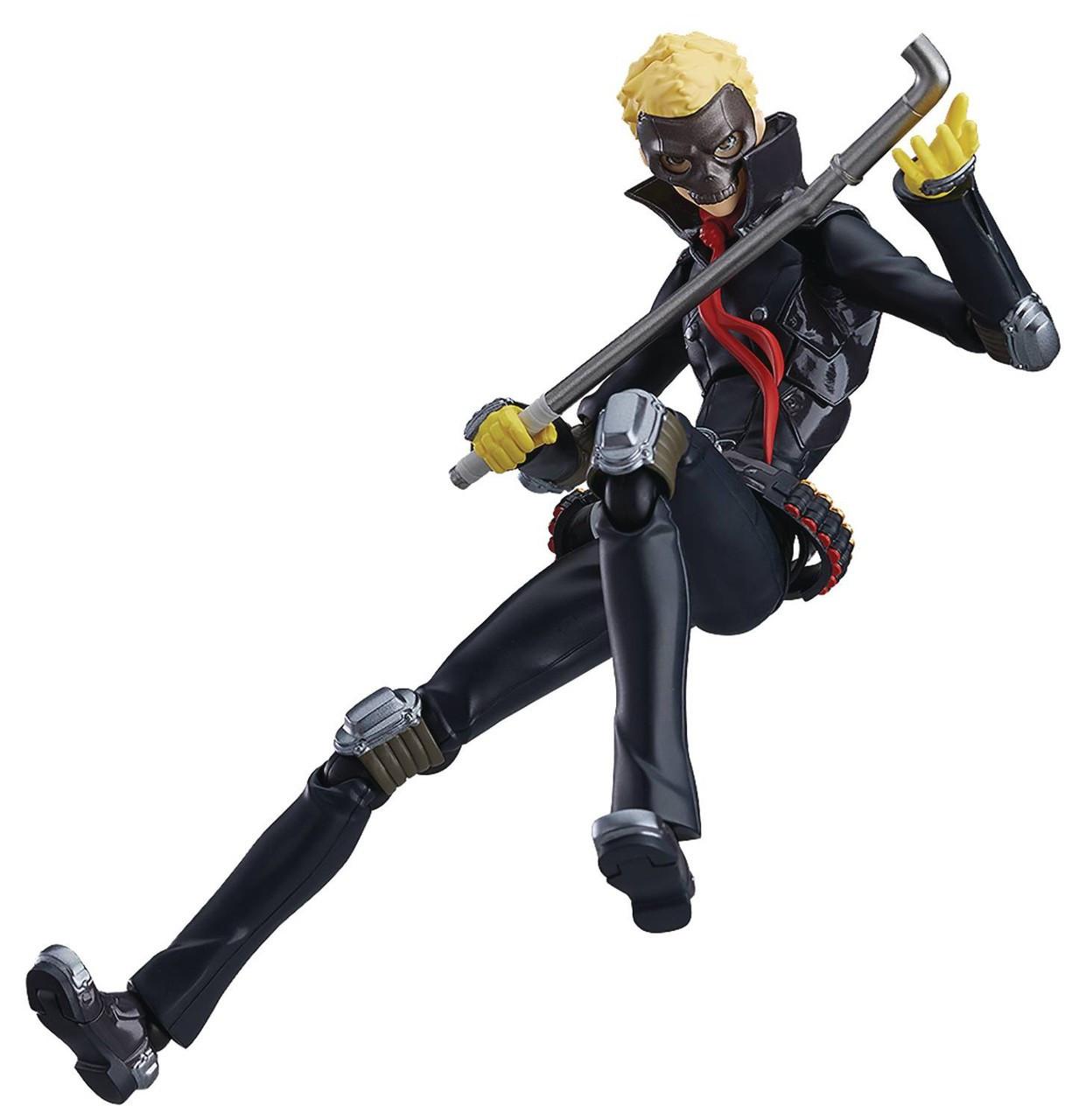 Persona 5 Figma Skull 6 1 Action Figure Ryuji Sakamoto Max