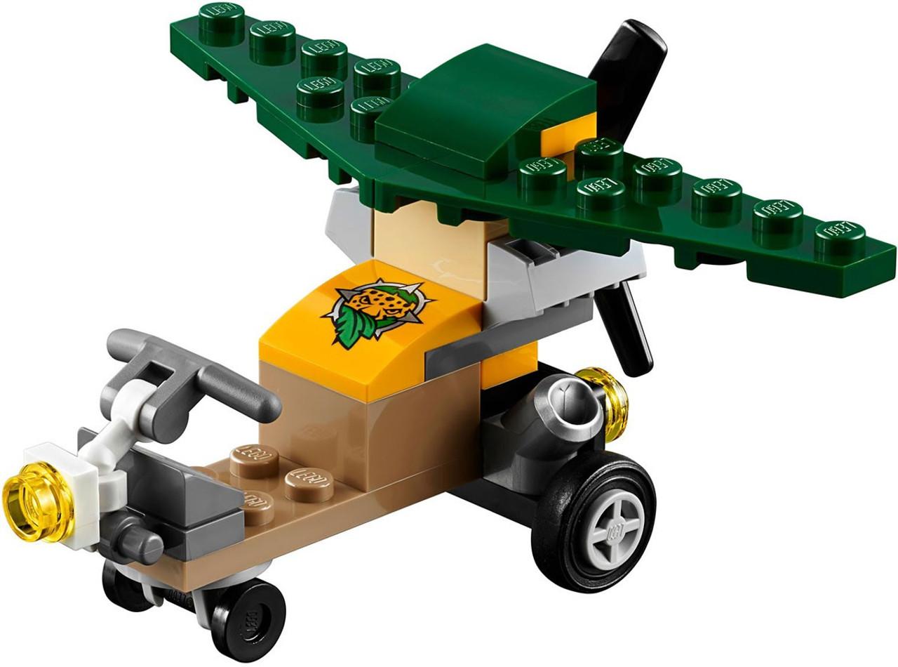 LEGO Monthly Mini Builds Glider Set 40284 - ToyWiz