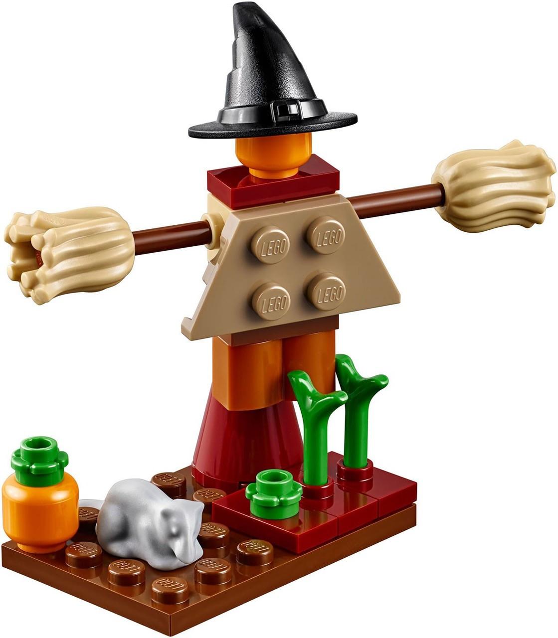 LEGO Monthly Mini Builds Scarecrow Set 40285 - ToyWiz