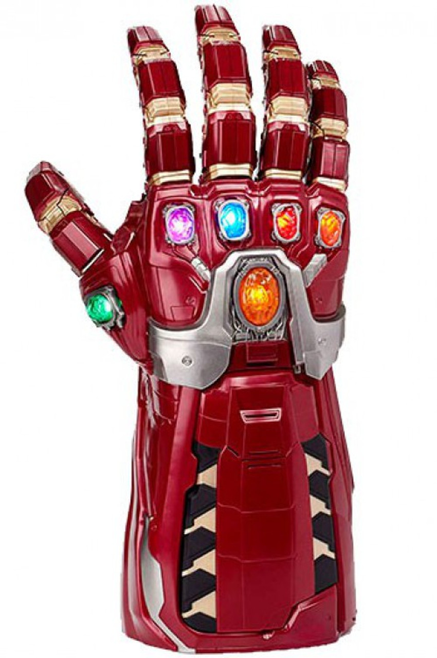 Marvel Legends POWER Gauntlet Issue Electronic Iron Man Hasbro