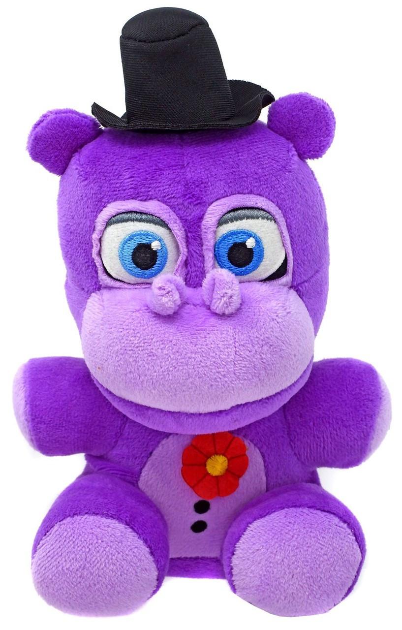 Funko Five Nights at Freddy's Pizza Simulator Mr  Hippo Exclusive Plush