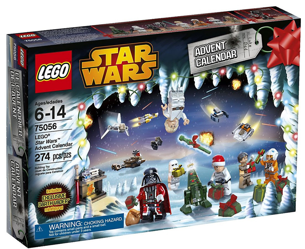 LEGO Star Wars 2018 Advent Calendar Set #75213