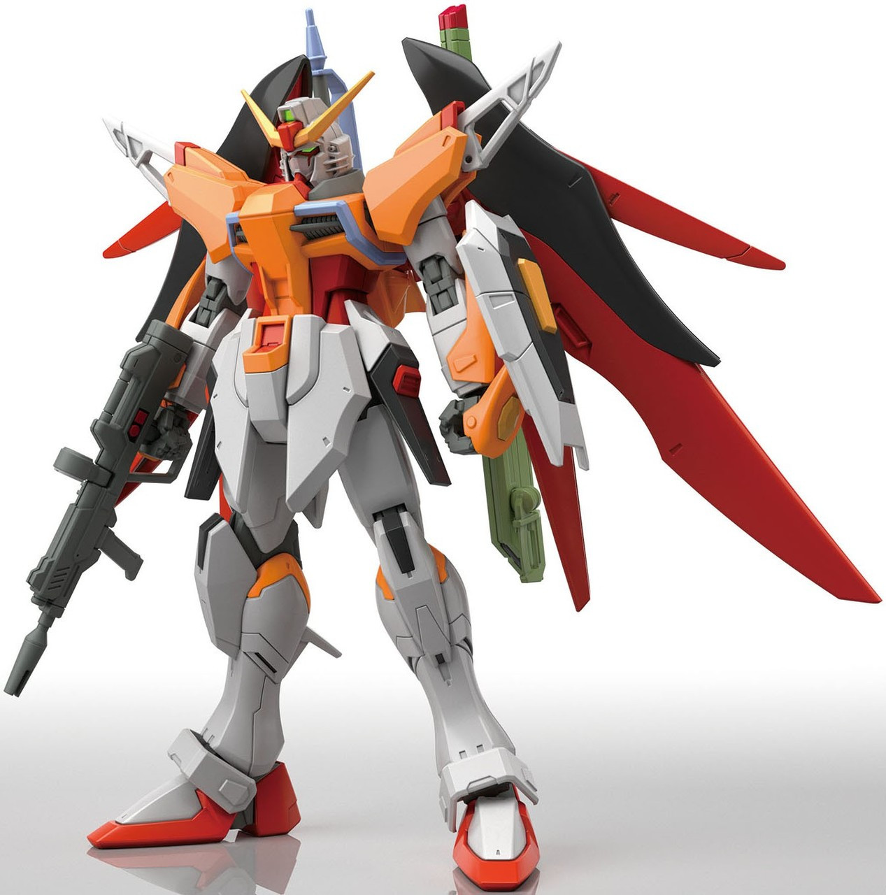 2dbd9f6cdebe8e Gundam SEED High Grade Destiny Gundam Model Kit #226 [Heine Westenfluss  Colors HGCE]