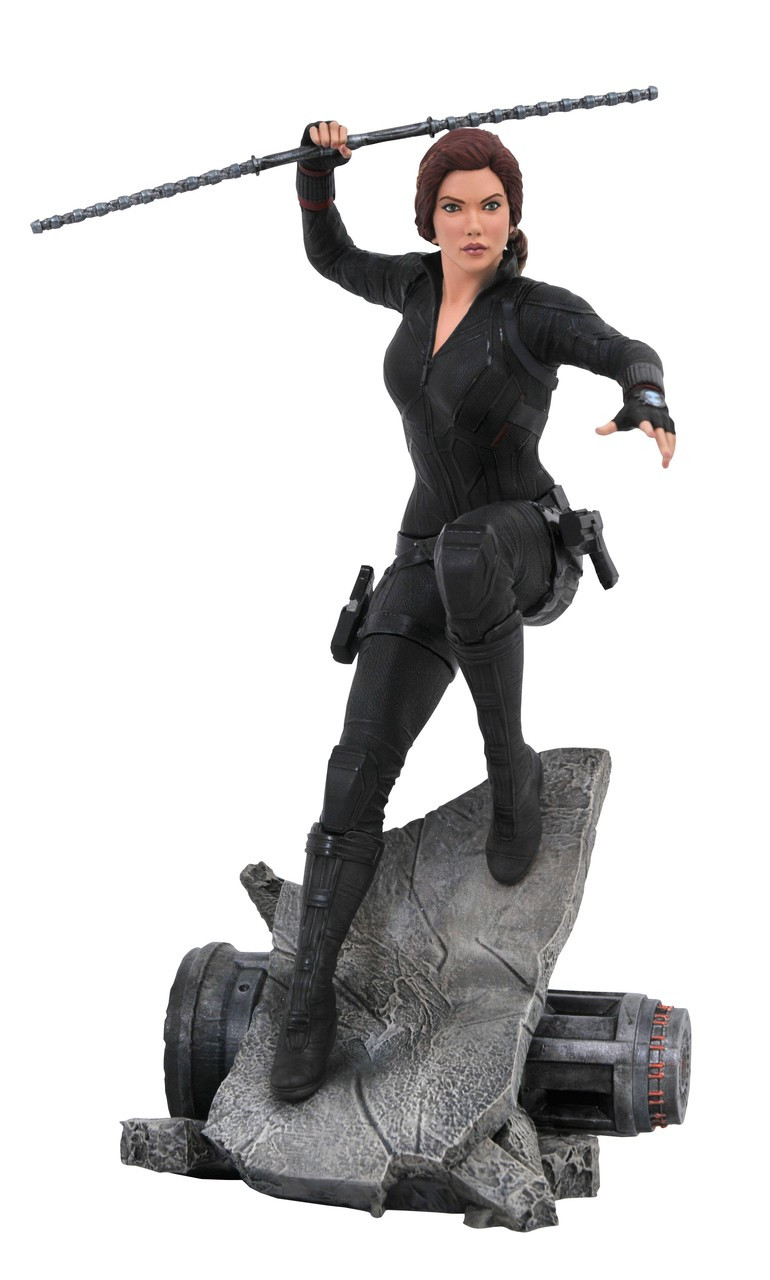 Avengers Endgame Marvel Premier Collection Black Widow 12 Inch Resin Statue Pre Order Ships September