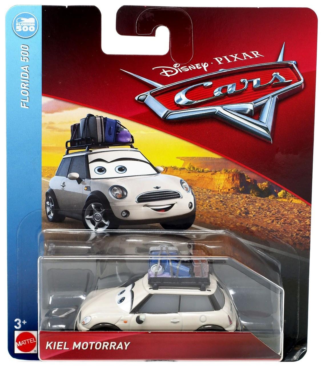 Disney Pixar Cars 3 Kiel Motorray Diecast Mattel Florida 500 2019