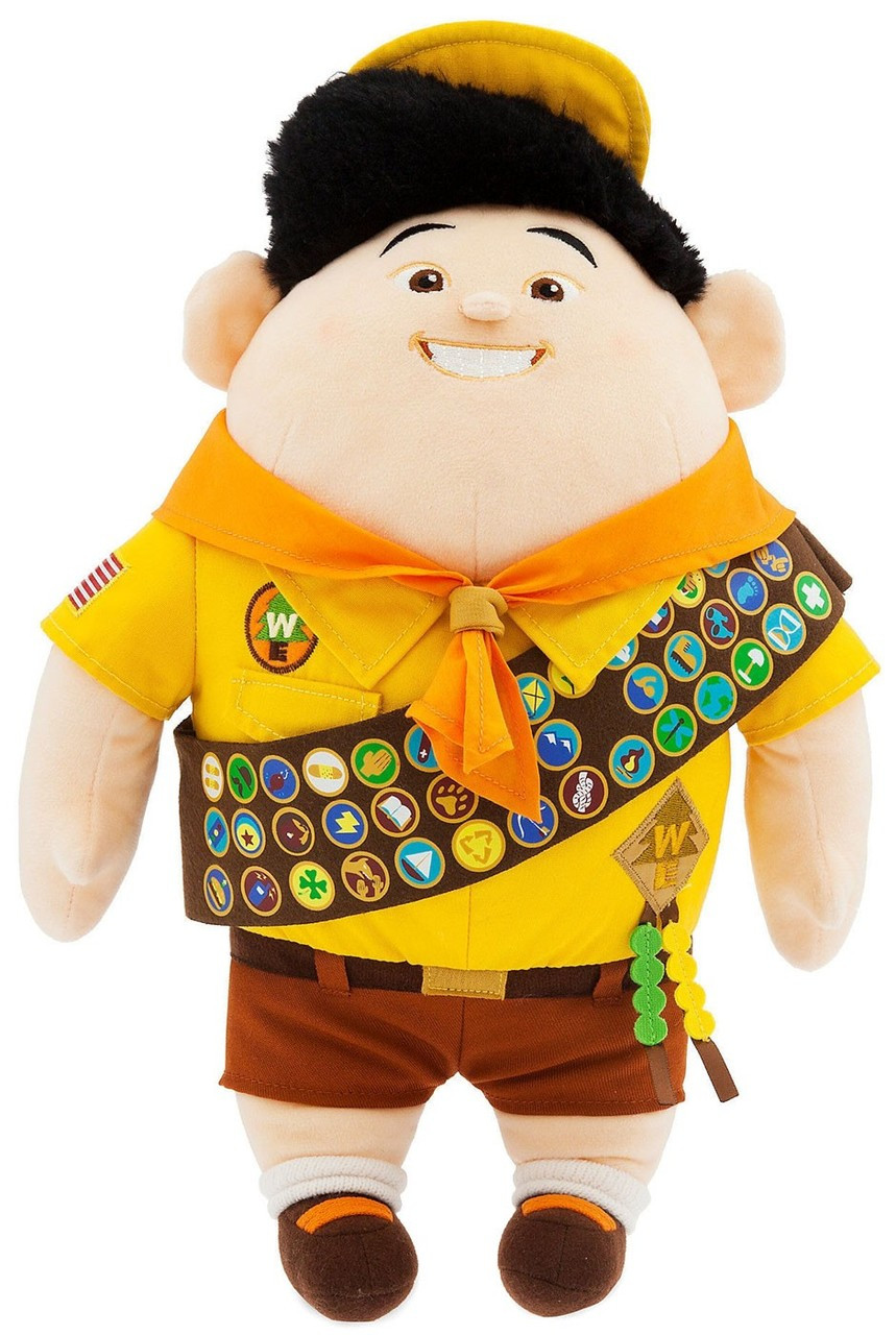 Disney Pixar Up 10th Anniversary Russell Exclusive 15 ...