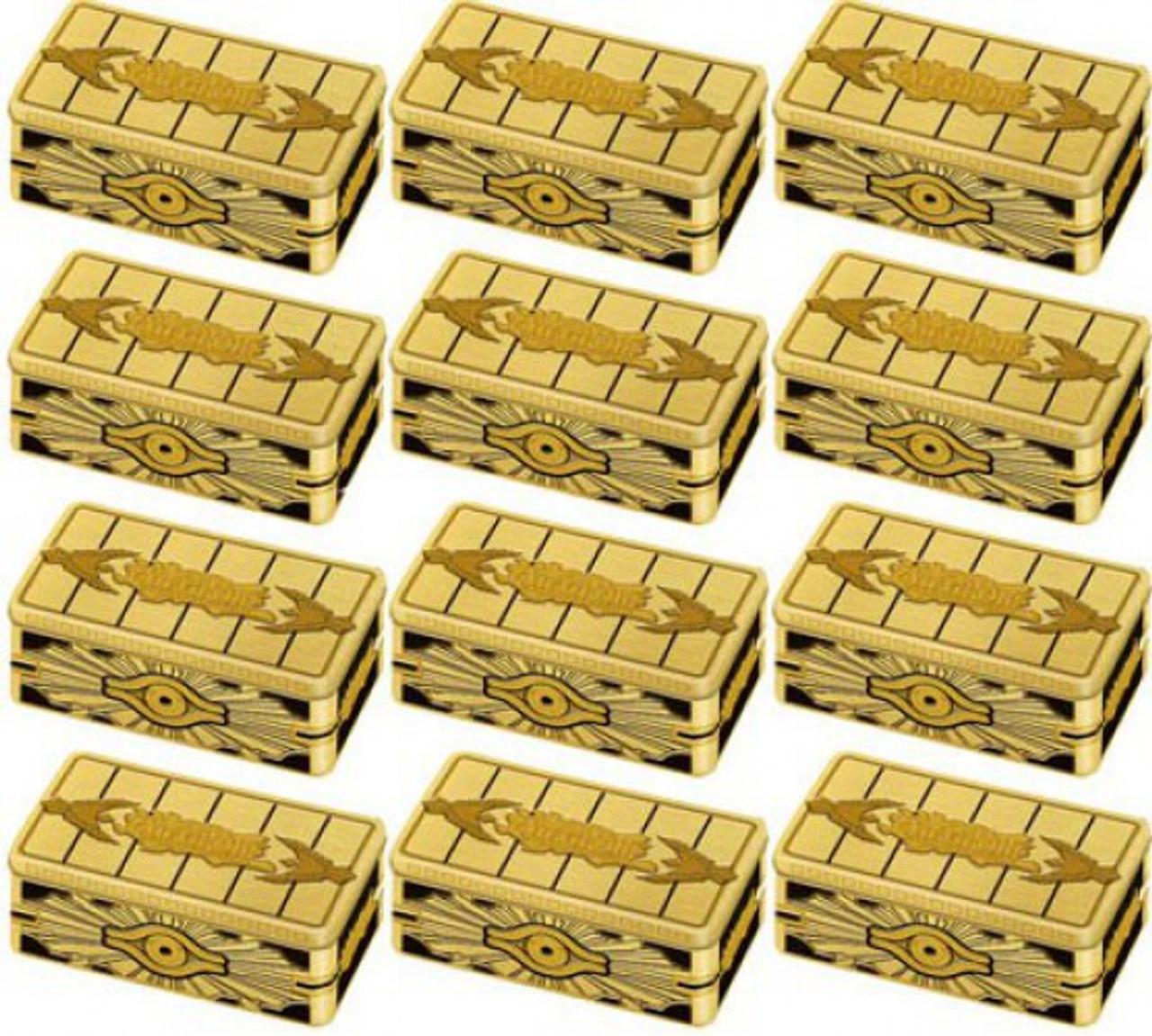 Yugioh Gold Sarcophagus Tin Sealed Konami - Berkshireregion