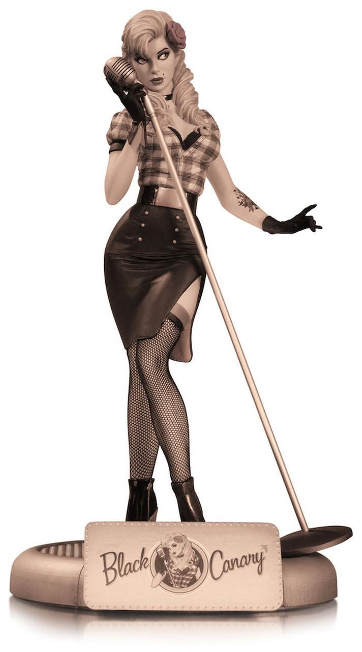 Poison Ivy Sepia Tone Variant DC Bombshells 10 Inchhh Statue Figure