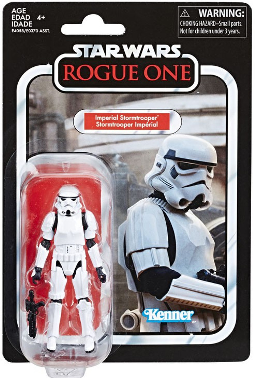 """Star Wars Retro Collection 2019 Stormtrooper 3.75/"""" Action Figure LOOSE"""