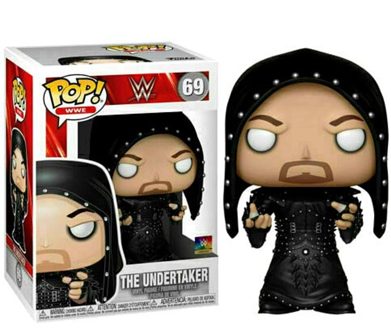 WWE The Undertaker 08 Vinyl Figure Funko pop