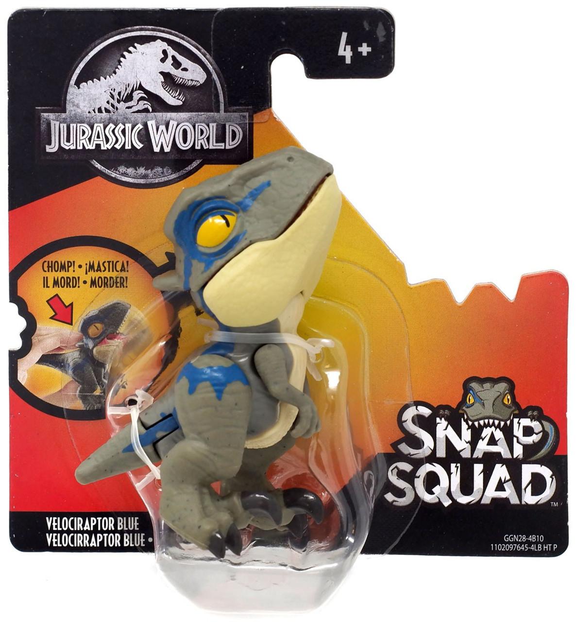 snap squad jurassic world