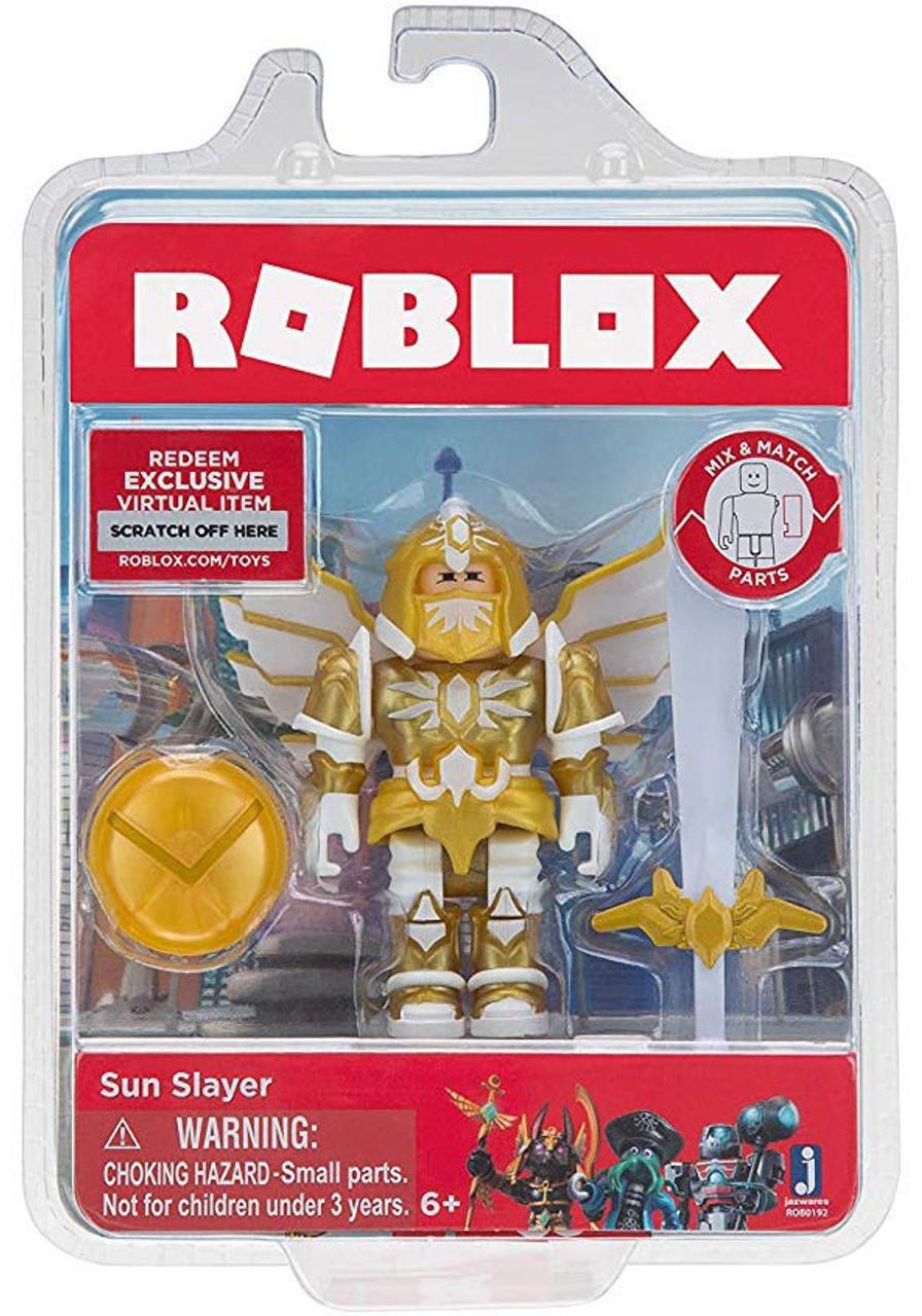 Jazwares roblox robot riot mix match set 10872