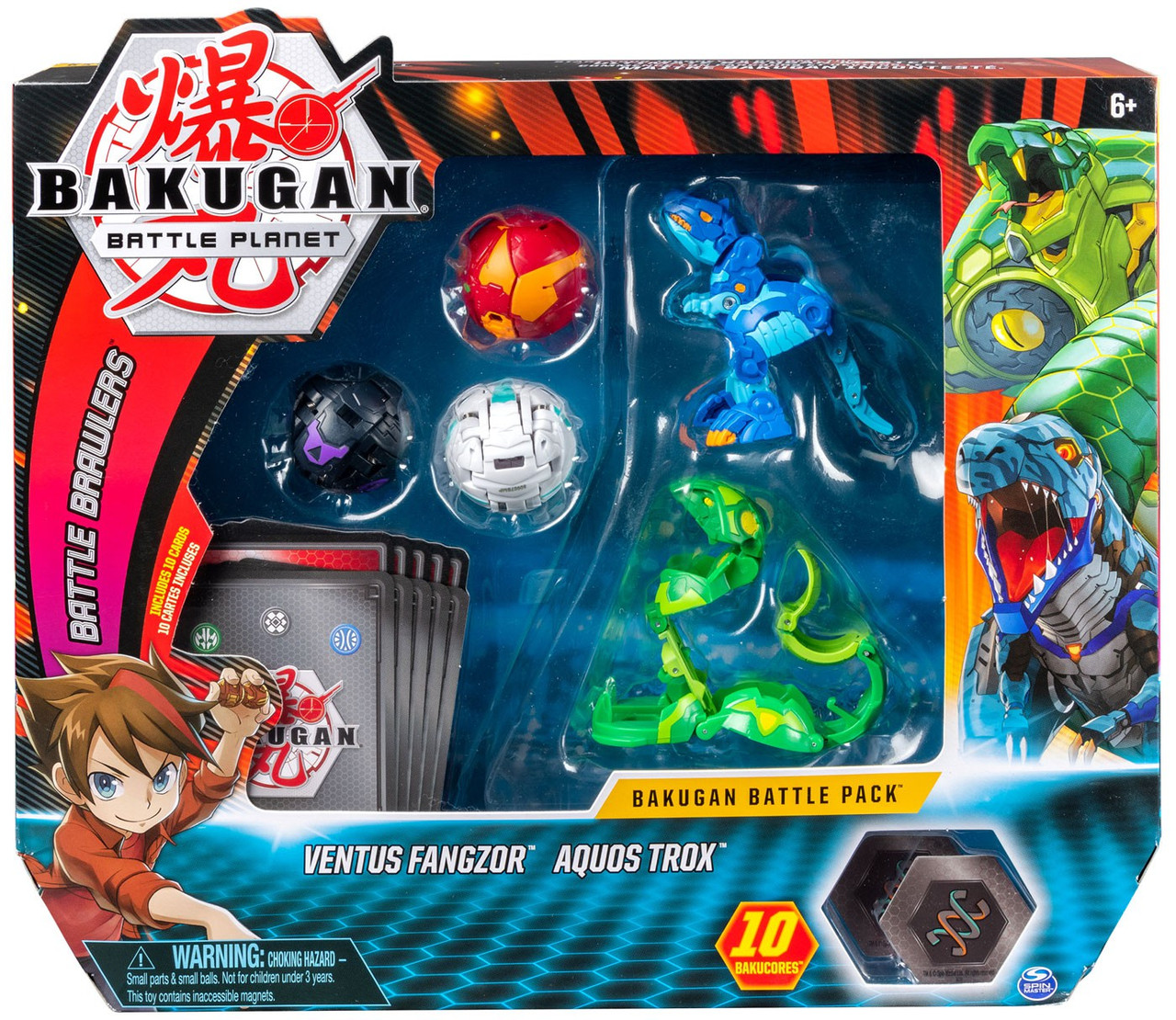 20 Bakugan Promotional Pack Ability Cards includes 3 Characters /& 2 Power Up