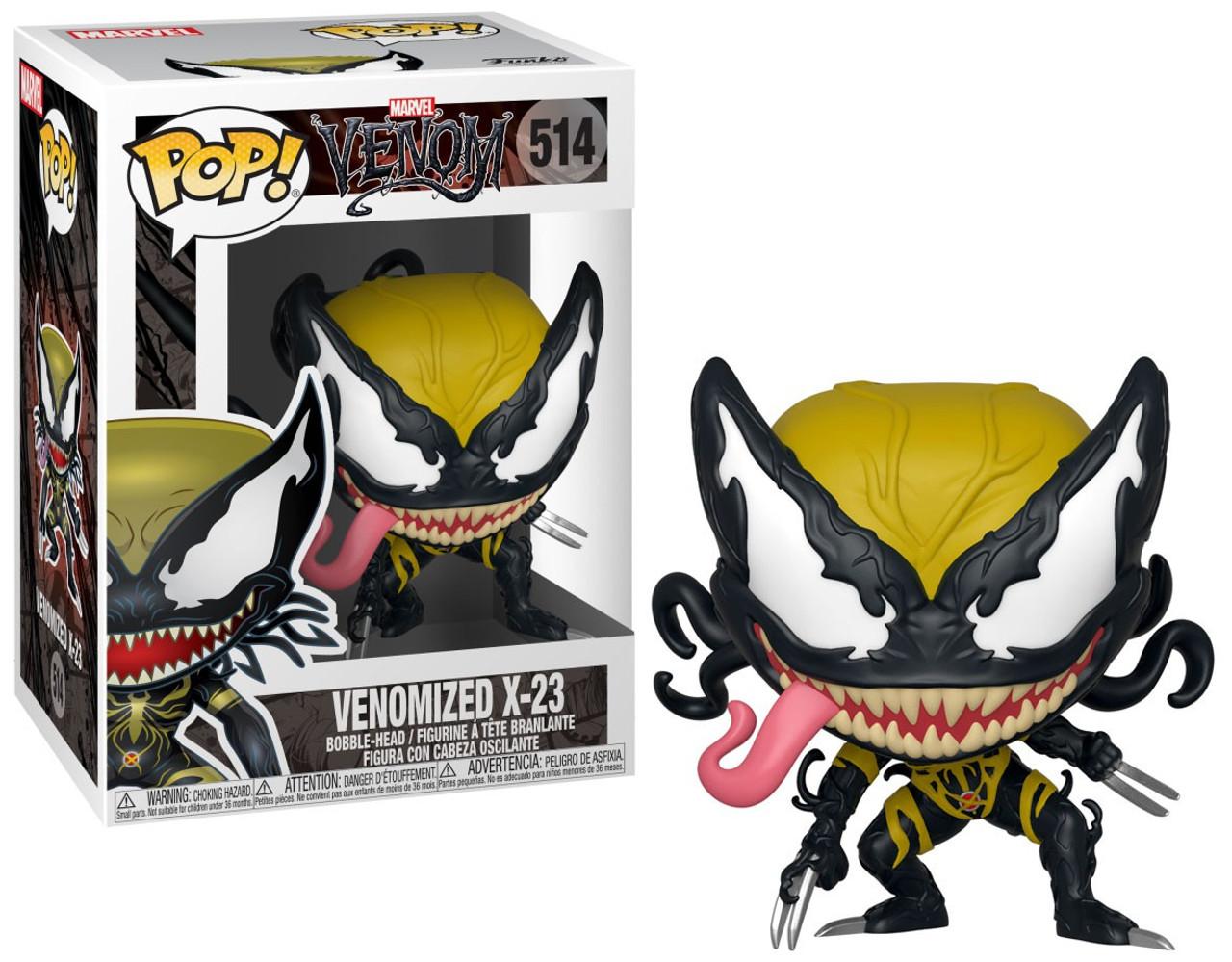 Funko POP! Marvel Venomized X-23 Vinyl Figure (Pre-Order ships October)