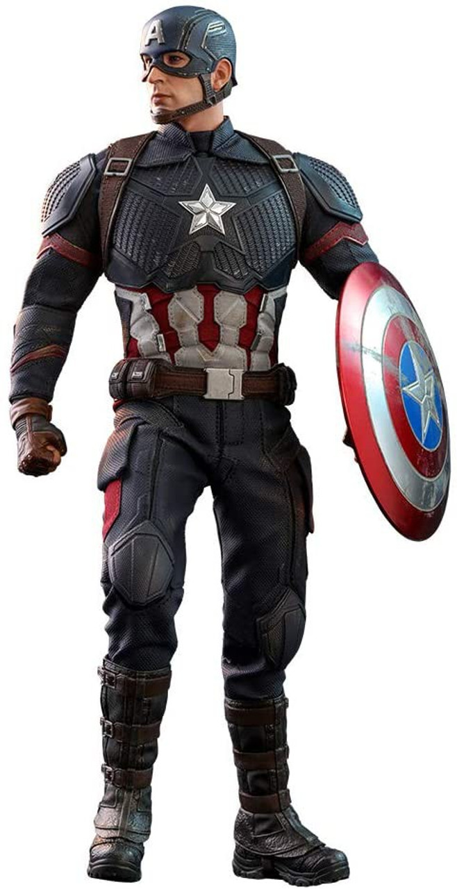 Captain America Marvel Avengers Game Official Funko Pop Vinyl Figure Collectable