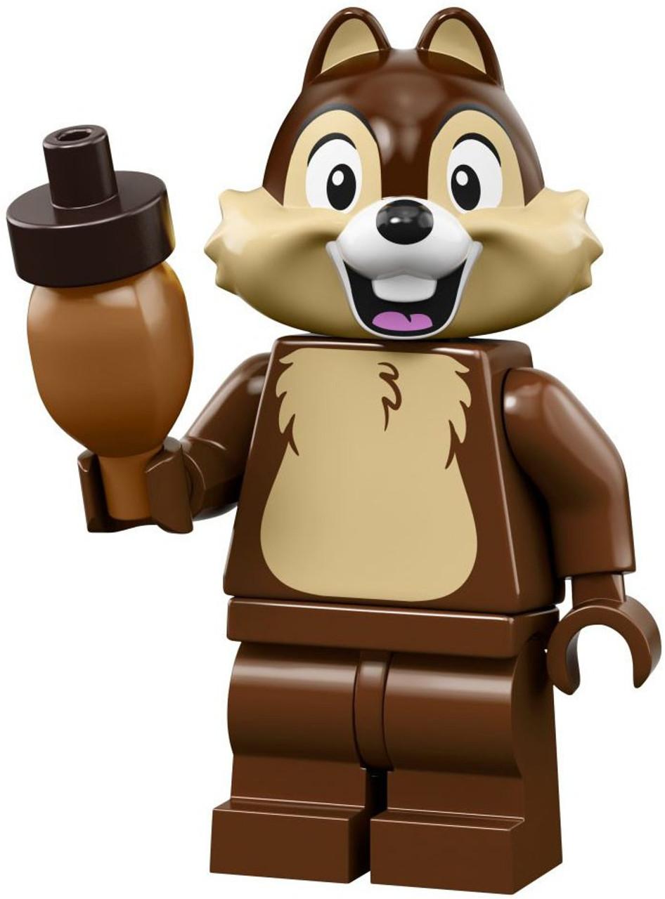 Dale Rescue Rangers lego figurine Custom Chip n Dale Avec Extras limités à 10