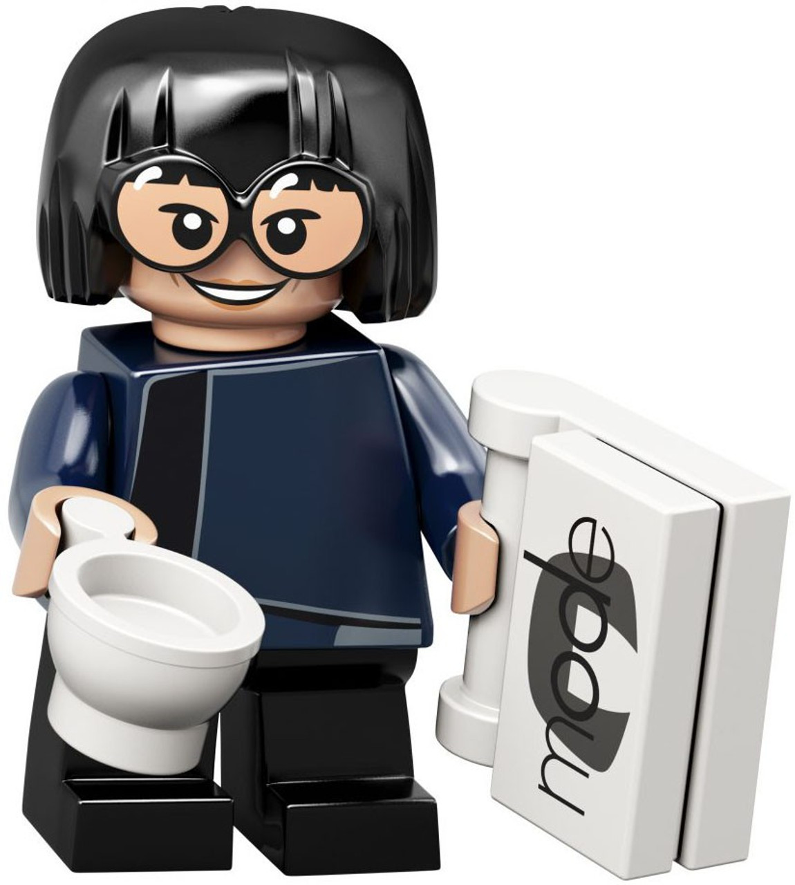 Disney The Incredibles 2 Edna Lego Figure Preorder Exclusive Pixar
