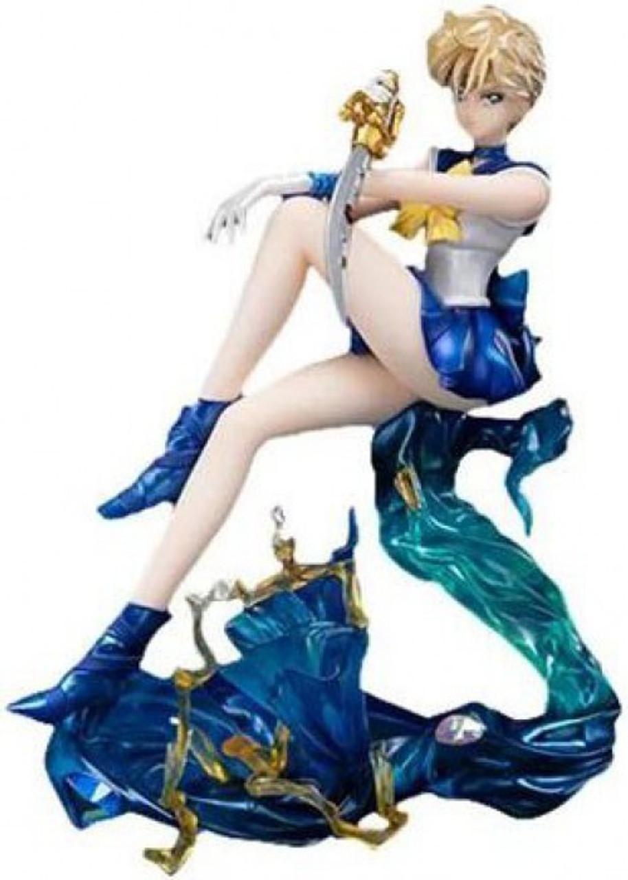 Bandai Figuarts ZERO Chouette Sailor Moon Sailor Uranus Figure Statue USA Seller